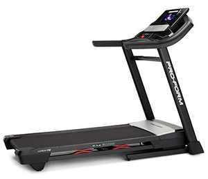 ProForm Carbon T10 Smart Treadmill, Black