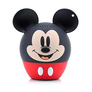 Bitty Boomers Disney Mickey Mouse Bluetooth Speaker (BITTYMICKEY)