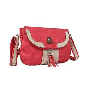 L&H Faux Leather Crossbody Bags for Women Purse Shoulder Bag Messenger Bag Fashion Casual Travel Handbags
