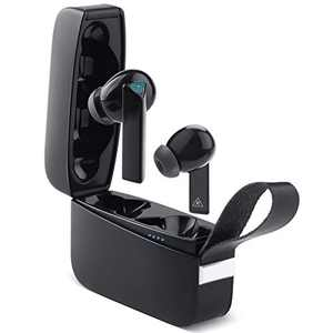 Wireless Earbuds,Bluetooth V5.0 in-Ear Stereo Wireless Headphones USB-C Quick Charging Case, Bluetooth Earbuds Smart Touch Control 30 Hours Playing Time