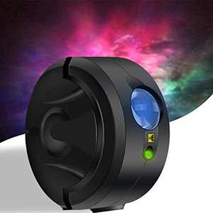 Galaxy Light Projector for Bedroom,Room Star Projector LED Nebula Galaxy Light Projector with Music Speaker for Kids Bedroom/Game Rooms/Home Theater/Night Light Ambiance