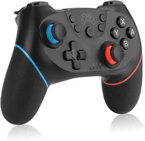 Wireless Controller for Nintendo Switch,RUIZHI Switch Pro Controller Switch Remote Gamepad Joystick for Nintendo Switch Console with Gyro Axis, Turbo and Dual Vibration Function