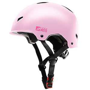 INNAMOTO Skateboard Helmet - Impact Resistance Ventilation/Head Protection Gear for Multi-Sports Bike Scooter Skateboarding Roller Skate Inline Skating Longboard BMX MTB for Kids Youth Adults