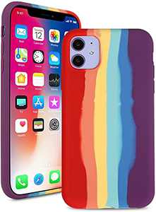 DEZHIMY Silicone Case Compatible with iPhone 12 Pro Max (6.7 inch), Gel Rubber Full Body Protection Shockproof Cover Case Drop Protection Case (for iPhone 12 Pro MAX)