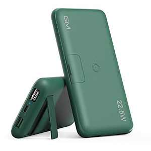 Portable Charger, 20000mAh Power Bank, 10W(Max) Wireless Charger, PD & QC 3.0 Fast Charging for iPhone, Samsung and More