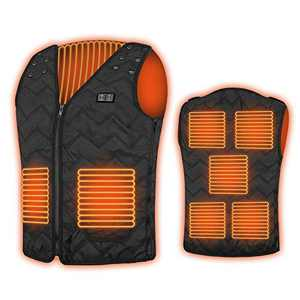 Sesiwillen Heated Vest for Men and Women(L)