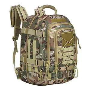 Greencity 3 Day Assault Rucksack Military Daypack Hiking School Daypack Tactical Backpack(OCP)