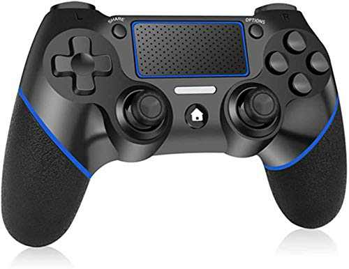 Wireless Controller for PS4, Dual Vibration Wireless Gamepad Controller Remote Joystick for Playstation 4