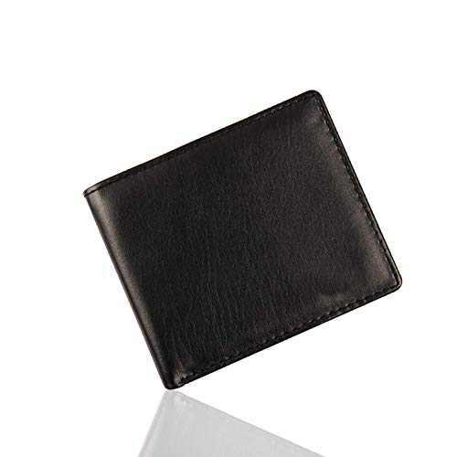 Men's Wallet, Black, One Size