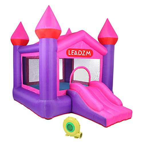 BH-052 Inflatable Castle 420D Oxford Cloth 840D Jumping Surface with 350W UL Certified Air Blower