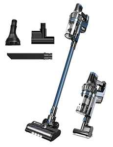 Proscenic P10 PRO Cordless Vacuum Cleaner, 3 Ajustable Modes & Up to 55Min Long Runtime, Blue