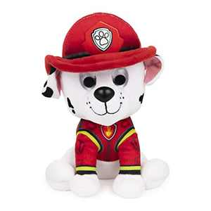 "GUND PAW Patrol: The Movie Marshall Stuffed Animal Plush Dog, 6"""
