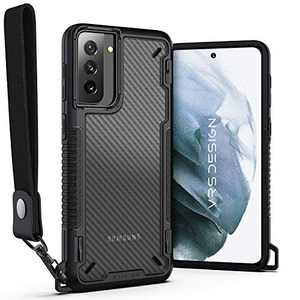 VRS Design Crystal Mixx Pro Case Compatible with Galaxy S21 Plus 6.7 inch (2021)