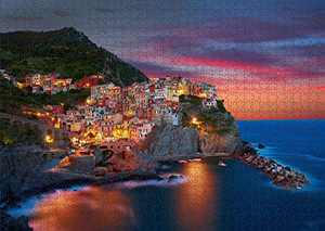 1000 Piece Puzzle for Adults Jigsaw Puzzles for Adults/Teens/Kids(1000 Piece Seaside)