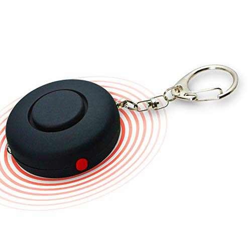 Safe Sound Personal Alarm,AlarmKeychain for Women Self Defense,130DB with LED Lights, Self Defense Weapons for Woman,Children, Elderly,Night Walkers, Disabled People