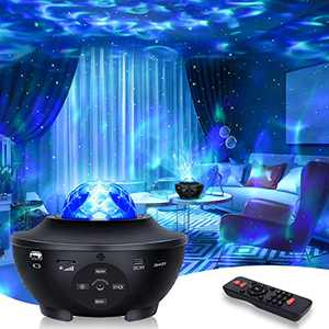 Star Projector Night Light, Galaxy Projector Led Night Light Starry Sky Light Projector with Bluetooth Remote Timer 10 Color for Adults Bedroom Ceiling Party Story Decor Girls Kids Gifts