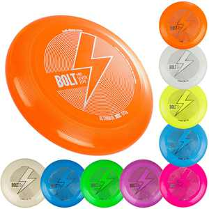 BOLT OneSevenFive Ultimate Frisbee Flying Disc! Loads of UV Colours Available!