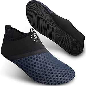 Water Shoes Anti Slip Aqua Socks Summer Fishing Walkig Surf Pool for Women Men SEEKWAY SB001 872