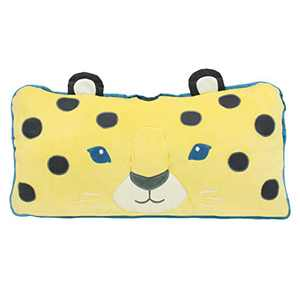 Soft Landing Everyday Escapes Character Pillow - Cheetah