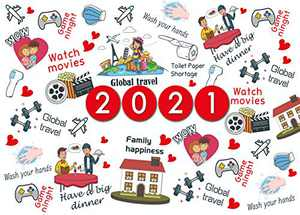 """Puzzles for Adults 1000 Piece, Jigsaw Puzzles 1000 Pieces for Adults-2021 Years, Intellectual Fun Puzzle Games for Kids Adults Toys 27.5"""" x 19.6"""" in"""