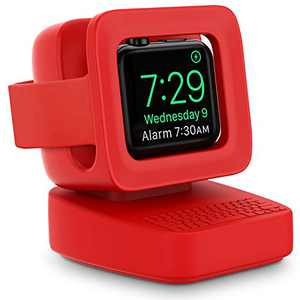 Charging Stand for Apple Watch, MAPUCE Desk Watch Stand Holder Charging Dock Station Compatible with Apple Watch Series SE/Series 6/5 / 4/3 / 2/1 / 44mm / 42mm / 40mm / 38mm