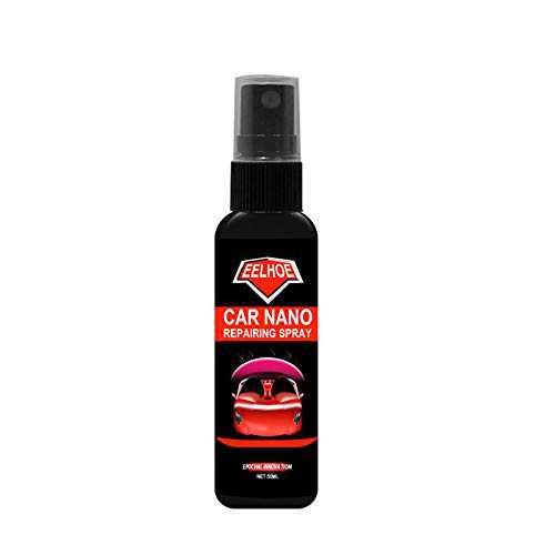 Ceramic Coating Car Auto Polish Spray Sealant Prote Kit 30/50/100/120/250ML (100ML)