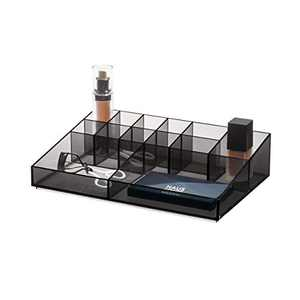 iDesign Signature Series by Sarah Tanno Cosmetic Organizer, Large