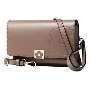 OIDERY Women Small Crossbody Purse Clutch Purse for Women Cell Phone Handbags Wallet with Shoulder Strap