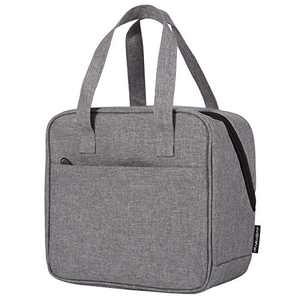 Insulated Lunch Bag Tote Reusable Leakproof