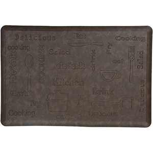 HAVARGO Anti Fatigue Kitchen Mats Waterproof Kitchen mats for floor Non Slip Kithce Mat Comfort Standing Kitchen Rug