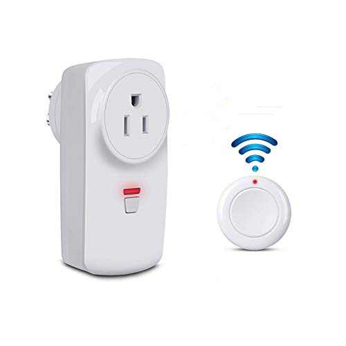 Disposal Sink Top Switch, Garbage Disposal Wireless Switch, Remote control-No Drilling on Sink Top