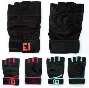Gym Gloves I Anti-Slip & Wrist Support I Stylish Design I For Men and Women I Rowing Gloves I Palm Protection I Everyday Improvements