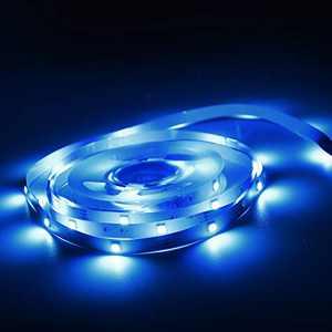 TV Backlight 9.8ft RGB Color Changing Short LED Strip Lights IR Remote for Home Decoration Bedroom Cabinet
