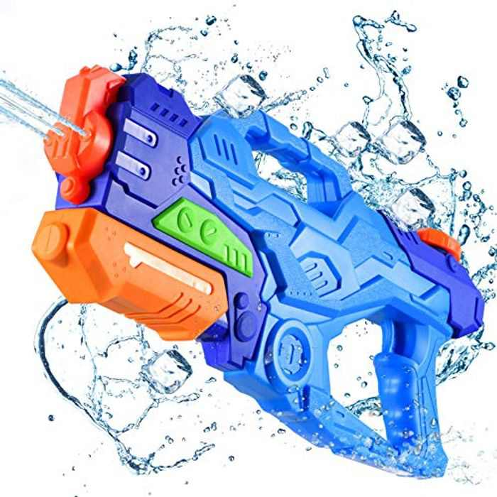 Joyjoz Water Gun Water Pistols High Capacity 1000ML Water Blaster Pistol for Kids Water Shooter for Summer Swimming Pool Beach Party Water Toy