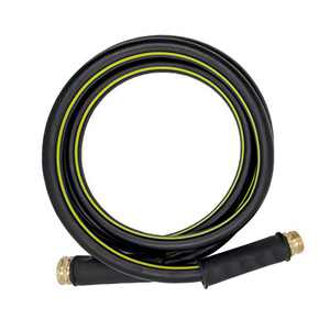 BUYOOKAY Garden Hose,Water Hose with 5/8'' Bronze Interface Heavy Duty Water Pipe for Car Wash,Garden Watering. Flexible Hose for Household and Professional Use. No Nozzle (6.5 Feet) (6.5Feet)