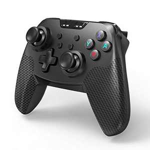 OCDAY Wireless Switch Pro Controller for Switch/Switch Lite, Remote Gamepad Joypad Pro Controller Switch Accessories, Gyro Axis Screenshot Vibration Functions