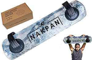 Nakpan Aqua Bag - Full Body Workout Equipment for Home Workouts - Water Weights Strength Training Equipment- Physical Therapy Active Recovery - Sand Bags Alternative