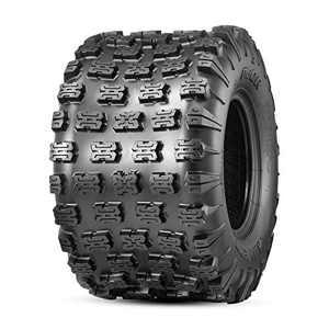 OBOR Advent ATV Tires 20x11-8, 6 Ply GNCC Champion Tires, 20x11x8 ATV Rear Tires (1 Pack)