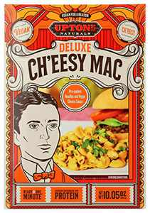 Upton's Naturals Ch'eesy Mac - 10.05 oz boxes (Pack of 6)