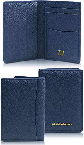 Personalized Wallets For Men, Women | Premium Wallet | Custom Leather, Made For Minimalists, Travelers, Dads, Grandpas, Boys, Sons, Unisex, Girls, Moms, Grandma (berry blue)
