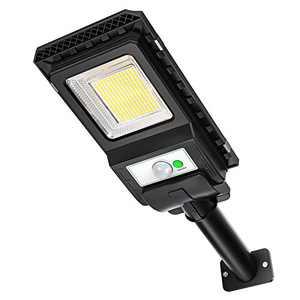 Solar Lights Outdoor,156 LED Motion Sensor Outdoor Light Solar Powered,Wireless IP65 Waterproof Security Flood Lights for Yard Front Door Porch Patio Garden Path