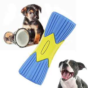 Chew Toy for Aggressive Chewers, Ospetty Durable Chew Toy for Medium and Large Dog Interactive Teething Toys with Lifetime Replacement Guarantee