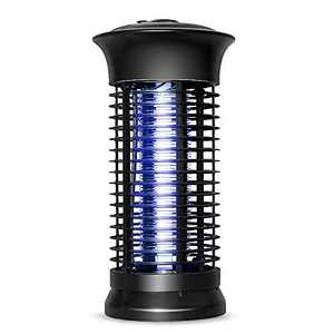 Bug Zapper for Indoor, Mosquito Zappers Killer, Electronic Fly Insect Trap for Home, Garden, Backyard, Patio