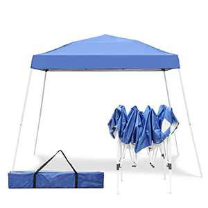 HYD-Parts Outdoor Canopy Tent 8x8 FT Instant Shelter Pop up Gazebo Tent