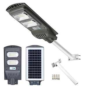 200W 6500K Searching Lights Solar Motion Sensor Lights ip65 Waterproof Solar Battery Powered Outdoor Searchlight fit for Extreme Weather Solar LED Street Light Wall searchlight…