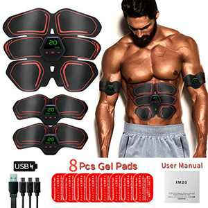 JOYLIKE-S ABS Muscle Toner Abdominal Toning Trainer Fitness Equipment Full Set for Abdomen/Arm/Leg Training