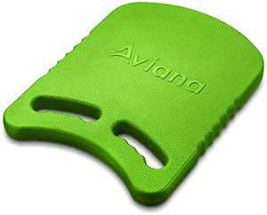 Junior Kickboard Buoy for Youth Children & Toddlers Swimming Aid & Exercise Training Board for Kids to Learn to Swim in The Pool & Open Waters | EVA Material & BPA Free (Green)