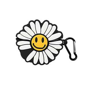 AirPods Pro Case, Compatible with Airpods Pro Case Cover, Cute Silicone Sunflower Shockproof Protective Charging Case AirPods3 Accessories (Sunflower)