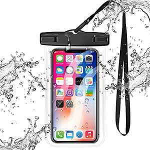 Universal Clear Waterproof Case,xiwxi Cellphone Dry Bag,IPX8 Waterproof Phone Pouch Compatible for iPhone 1211 8 7 Pro MaxSEXR/SamsungGalaxy s21 Note 20/Google Pixel/Moto G7/Oneplus/LG
