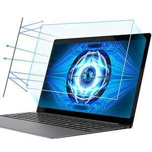 15.6 inch Anti Blue Light Screen Protector,Anti Glare & Eye Protection Laptop Screen Protector,Anti Radiation Blue Light Blocking Filter for 16:9 Laptop